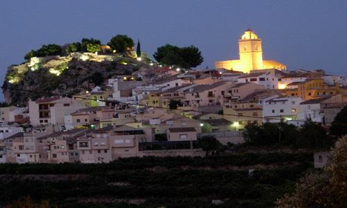Castillo De Polop