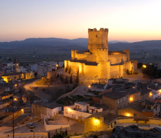 100 Castles of the Costa Blanca(1)