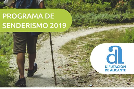 La Diputación de Alicante retoma en septiembre su programa de senderismo con una ruta por Biar