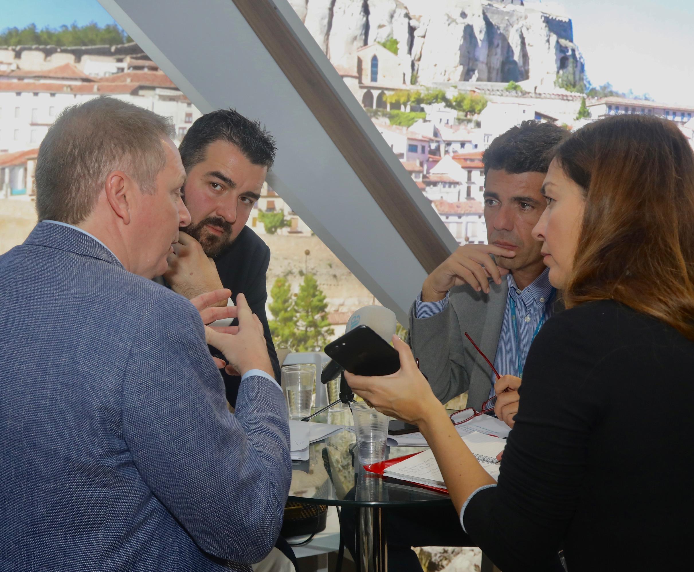 La Costa Blanca será en 2020 destino preferente del turismo de golf para los operadores de lAGTO.