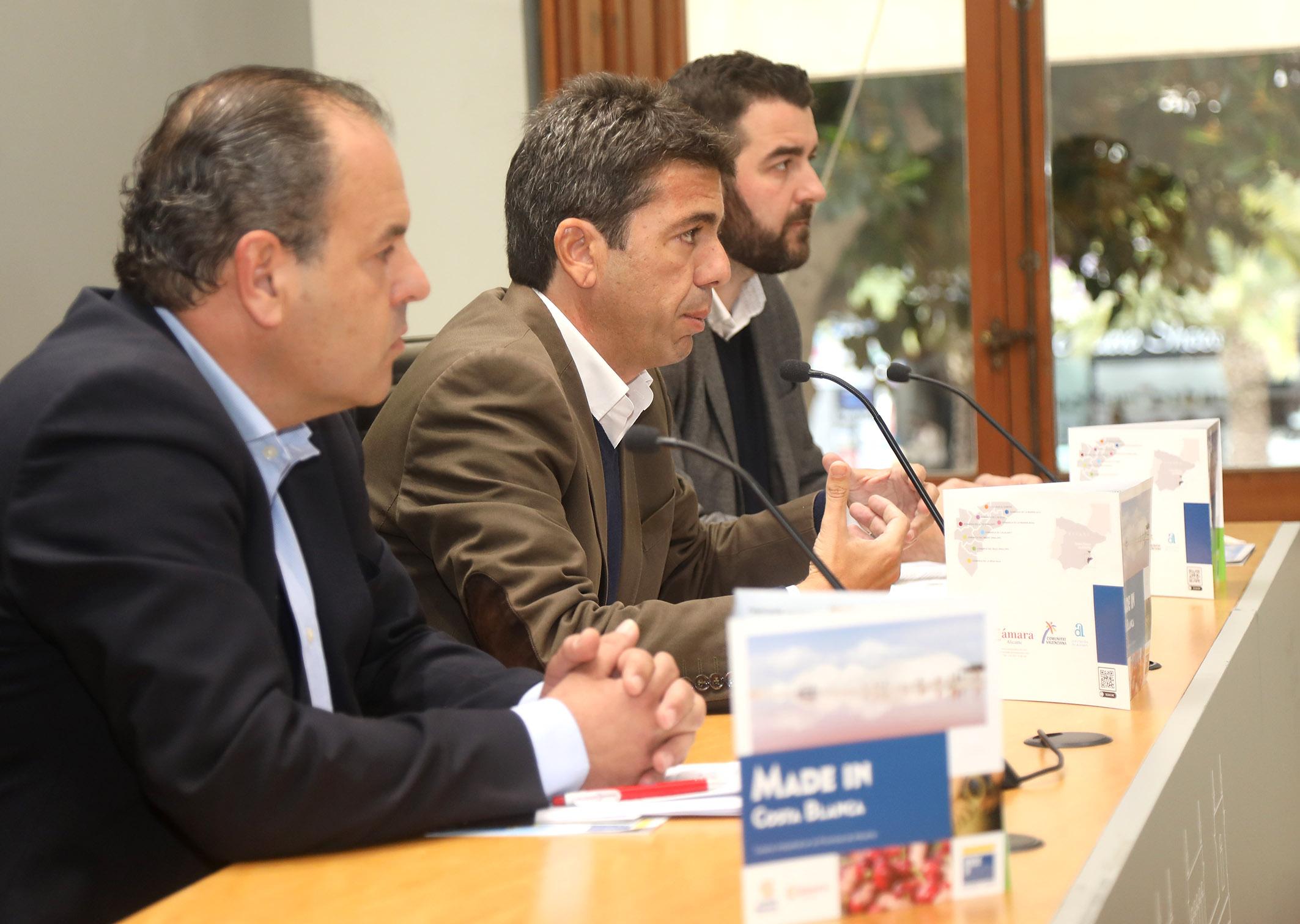 La Costa Blanca refuerza su oferta en temporada baja con un producto estratégico sobre turismo industrial.