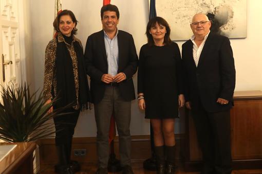 Costa Blanca despliega sus tradiciones festivas en Madrid como estrategia para aumentar los visitantes nacionales