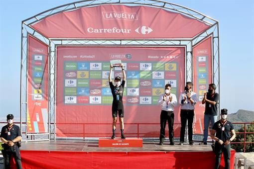 El interior de la provincia protagoniza hoy la séptima etapa de La Vuelta 2021 que impulsa la Diputación