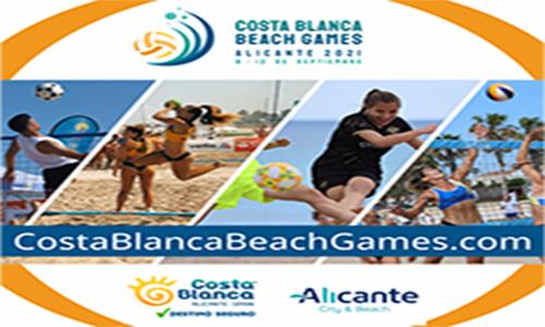 El Patronato Provincial de Turismo impulsa la I edición de 'Costa Blanca Beach Games' en la playa de San Juan
